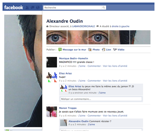 oudin How to Create an Awesome Facebook Profile